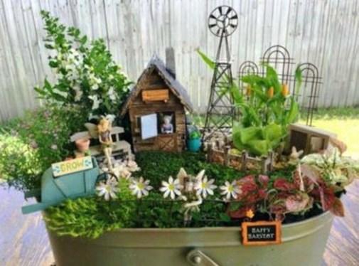 Impressive Magical Mini Garden Ideas24