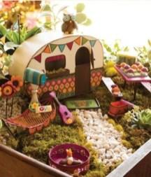 Impressive Magical Mini Garden Ideas30