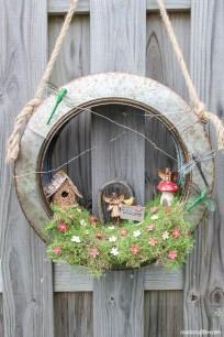Impressive Magical Mini Garden Ideas35