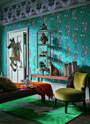 Lovely Color Interior Design Ideas33