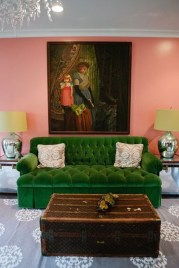 Lovely Fall Emerald Home Decoration Ideas36