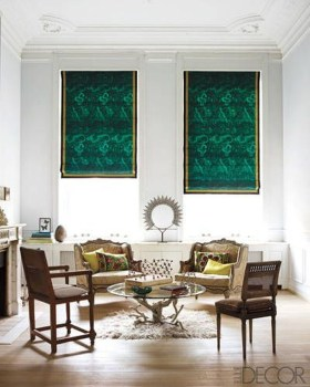 Lovely Fall Emerald Home Decoration Ideas43