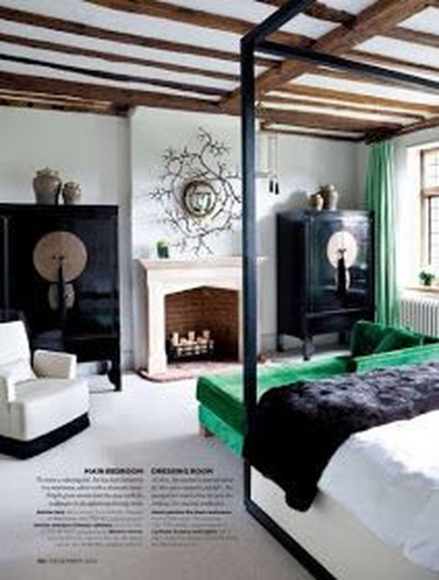Lovely Fall Emerald Home Decoration Ideas47