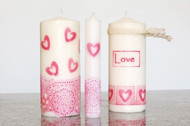 Magnificient Decorated Candle Ideas04