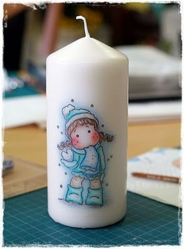 Magnificient Decorated Candle Ideas12
