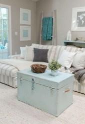 Perfect Coastal Living Room Ideas13