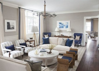 Perfect Coastal Living Room Ideas14