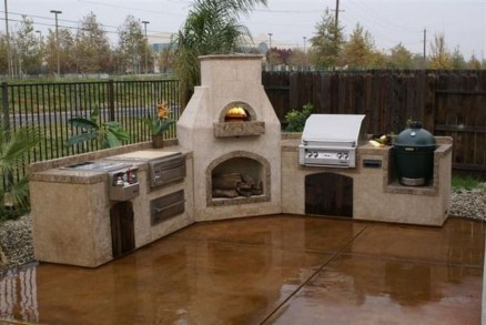 Perfect Outdoor Kitchen Ideas Make Guest Excited15
