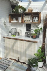 Perfect Outdoor Kitchen Ideas Make Guest Excited18