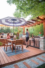 Perfect Outdoor Kitchen Ideas Make Guest Excited20