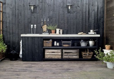 Perfect Outdoor Kitchen Ideas Make Guest Excited27
