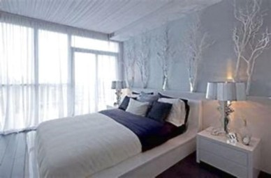 Perfect Winter Bedroom Decoration Ideas09