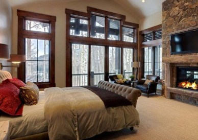 Perfect Winter Bedroom Decoration Ideas10