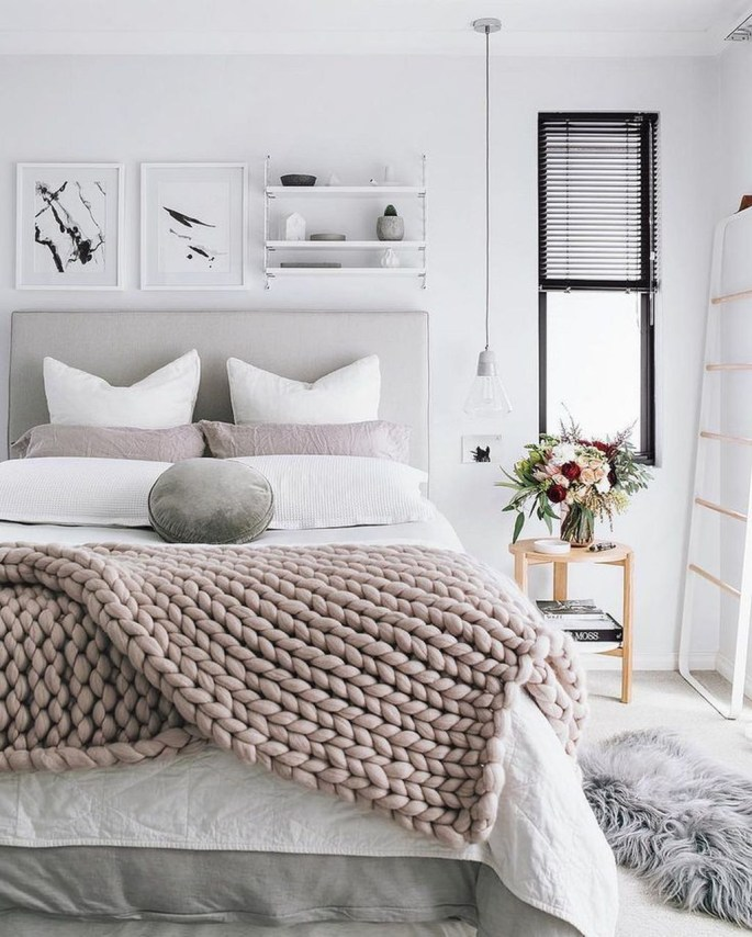 Perfect Winter Bedroom Decoration Ideas11