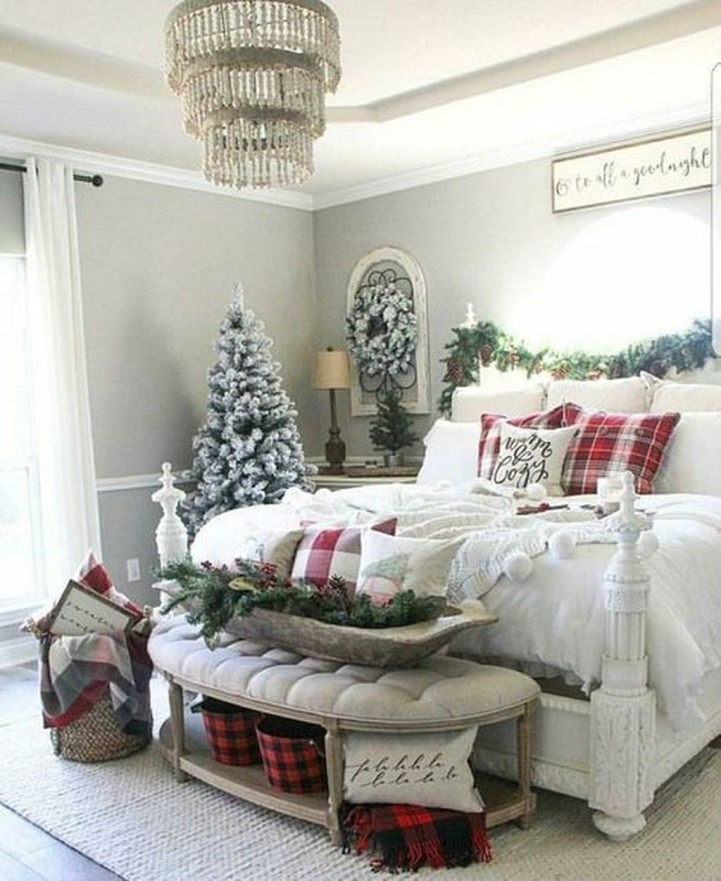 Perfect Winter Bedroom Decoration Ideas31