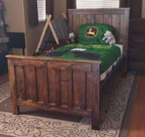 Popular Diy Bed Frame Projects Ideas To Inspire10