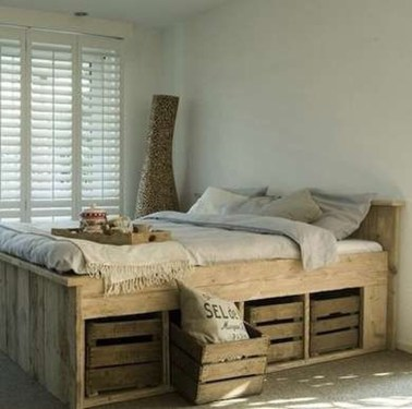 Popular Diy Bed Frame Projects Ideas To Inspire16