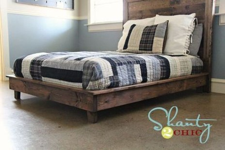 Popular Diy Bed Frame Projects Ideas To Inspire20