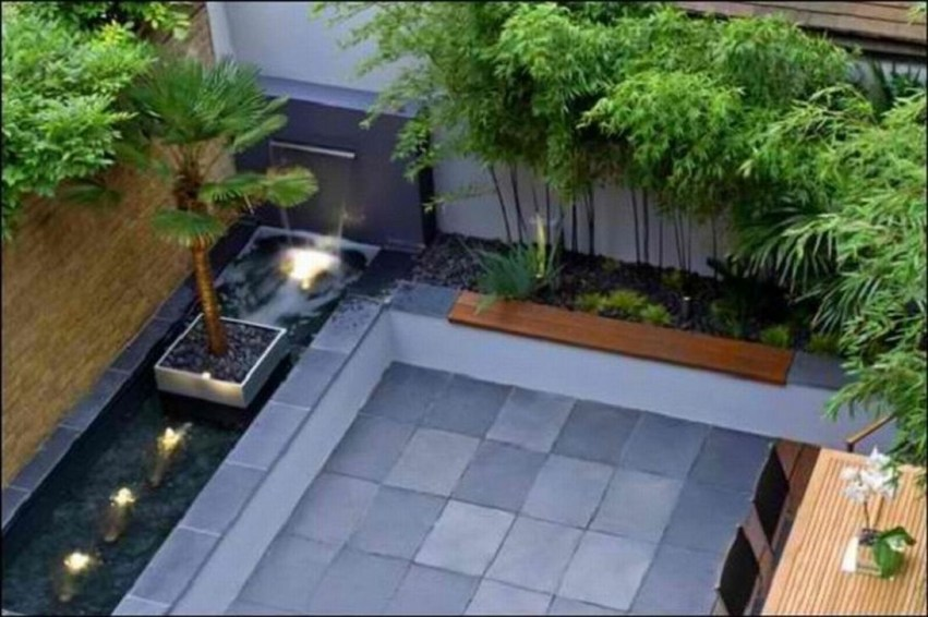 Pretty Grassless Backyard Landscaping Ideas01