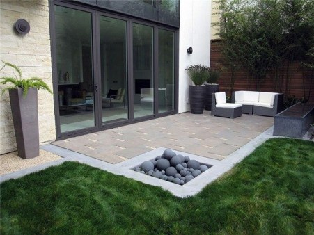Pretty Grassless Backyard Landscaping Ideas18