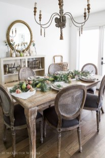 Stylish French Farmhouse Fall Table Design Ideas01