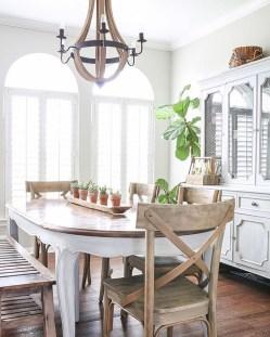 Stylish French Farmhouse Fall Table Design Ideas04