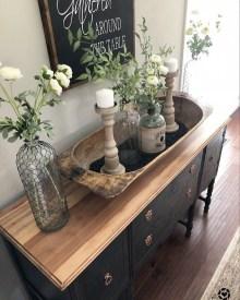 Stylish French Farmhouse Fall Table Design Ideas10