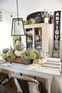 Stylish French Farmhouse Fall Table Design Ideas19