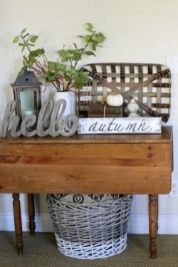 Stylish French Farmhouse Fall Table Design Ideas25