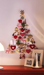 Amazing Decoration Your Small Space For Christmas05