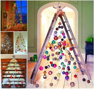 Amazing Diy Christmas Tree Ideas22