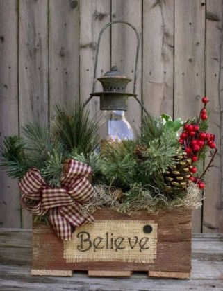Amazing Farmhouse Christmas Decor06