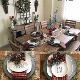 Amazing Farmhouse Christmas Decor13
