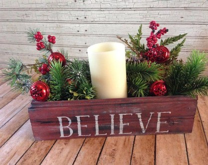 Amazing Farmhouse Christmas Decor34