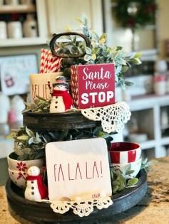 Awesome Farmhouse Christmas Ideas23