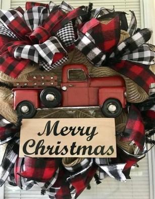 Awesome Farmhouse Christmas Ideas27