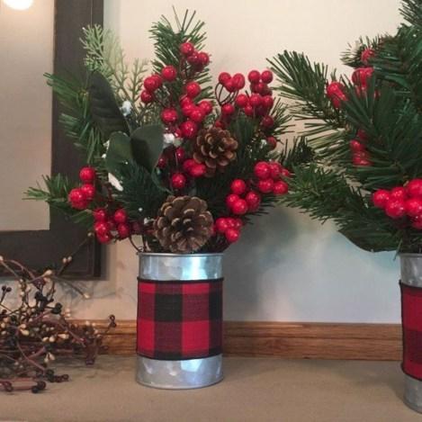 Awesome Farmhouse Christmas Ideas39