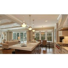 Best Ideas To Design Living Room With Kitchen Properly04