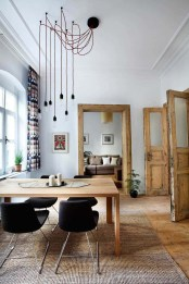 Best Ideas To Design Living Room With Kitchen Properly11