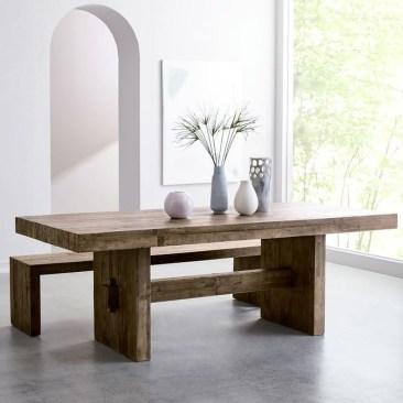 Comfy Diy Dining Table Ideas25