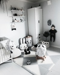 Cozy Scandinavian Kids Rooms Designs Ideas25