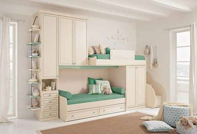 Cozy Scandinavian Kids Rooms Designs Ideas45