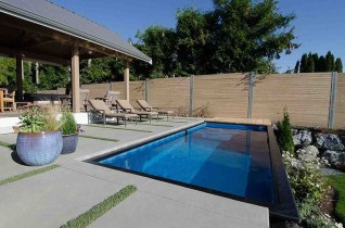 Cozy Swimming Pool Design Ideas For Your Home Backyard34