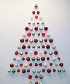 Diy Wall Christmas Tree Ideas02