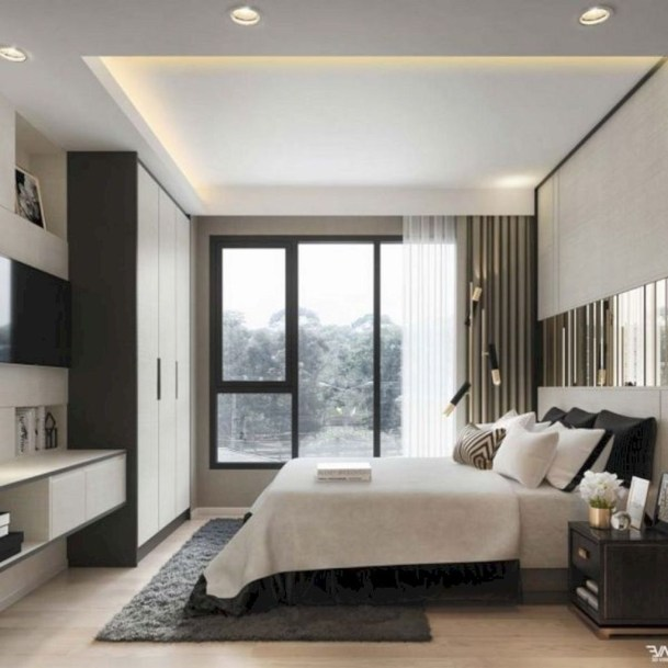 Easy Modern Bedroom Design Ideas For Amazing Home28