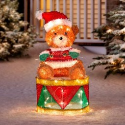 Excellent Outdoor Christmas Decorations Ideas05