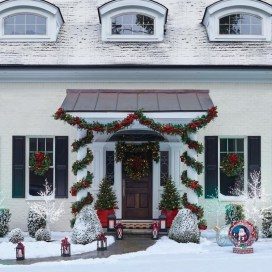 Excellent Outdoor Christmas Decorations Ideas13