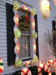 Excellent Outdoor Christmas Decorations Ideas19