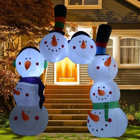 Excellent Outdoor Christmas Decorations Ideas23