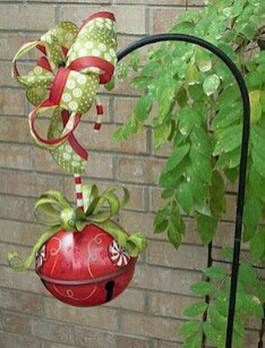 Excellent Outdoor Christmas Decorations Ideas29